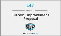 bip bitcoin