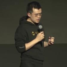 Changpeng Zhao Bio