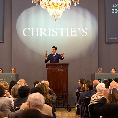 Christie's Auction House's Blockchain Registry Proves New Tech Use Case