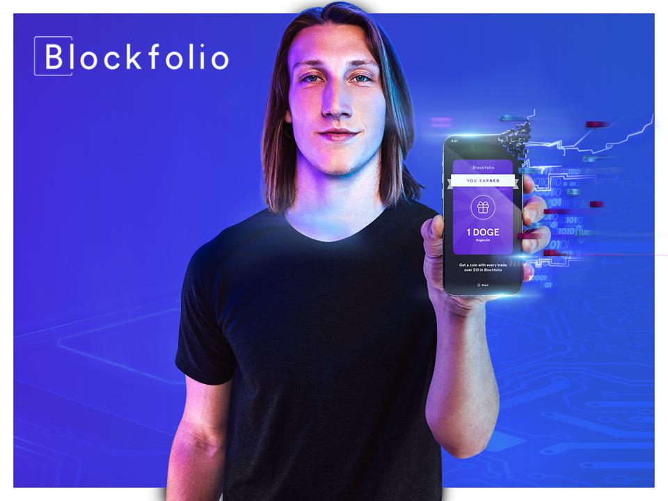 Trevor Lawrence Signs Deal with Blockfolio